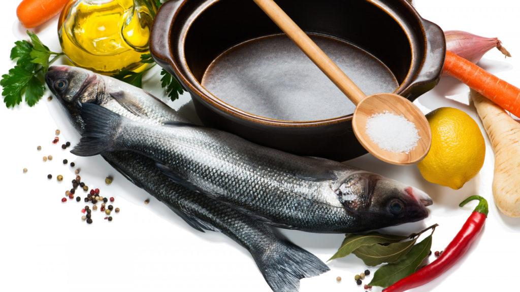 Засолка рыбы